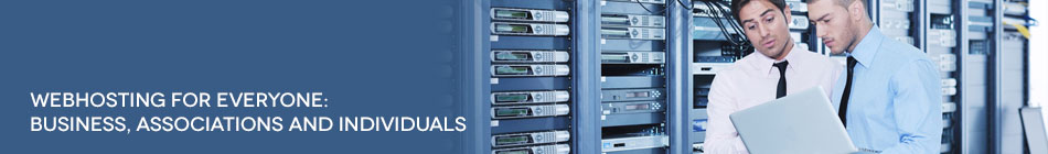 Webhosting for companies, clubs und private customers